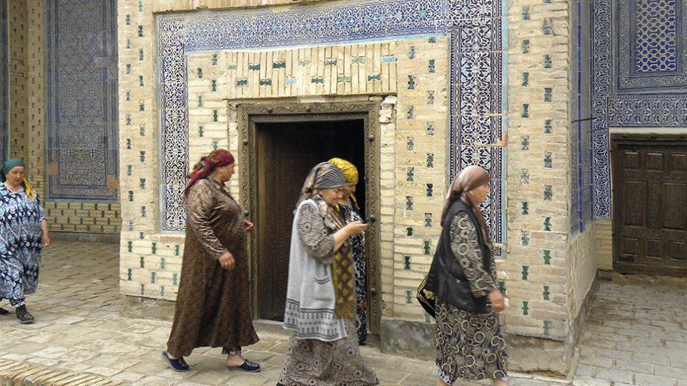 Khiva. Tach-Khaouli (