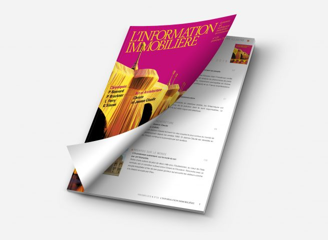 Magazine Information Immoblière numéro 128