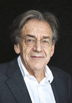 Alain Finkielkraut, philosophe, écrivain, académicien, essayiste et animateur de radio français