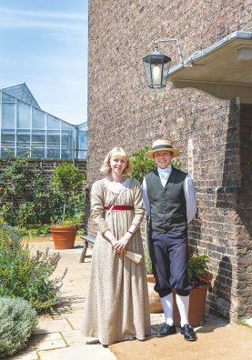 Cuisine ryoale. C'est l'un des 44 édifices classés de Kew gardens.