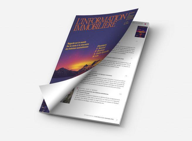 Magazine Information Immoblière numéro 129
