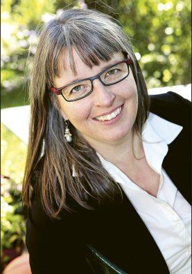 Michèle Kunzler, ancienne conseillère d'État écologiste.