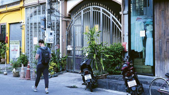 Coût de la vie faible, climat agréable, sécurité, Chiang Mai en Thaïlande séduit les nomades numériques. © Olivier Cougard