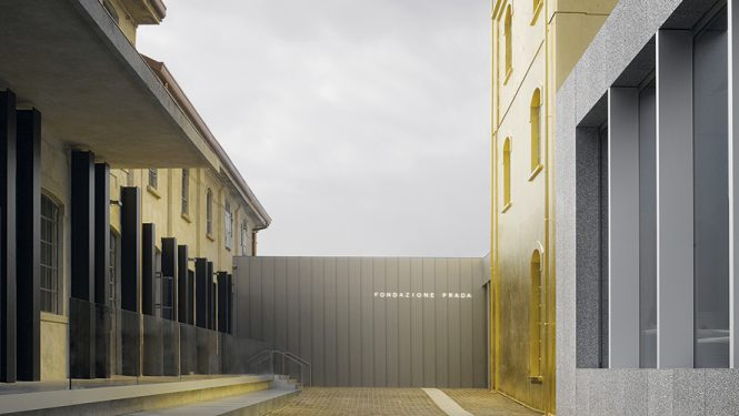 La Fondation Prada à Milan