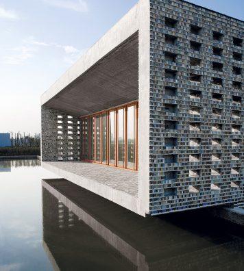 Les bâtiments de Wang Shu « ont la capacité unique d'évoquer le passé sans références directes. »