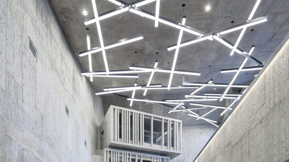 « Les œuvres de Wang Shu sont souvent réalisées à partir de matériaux de construction recyclés. »