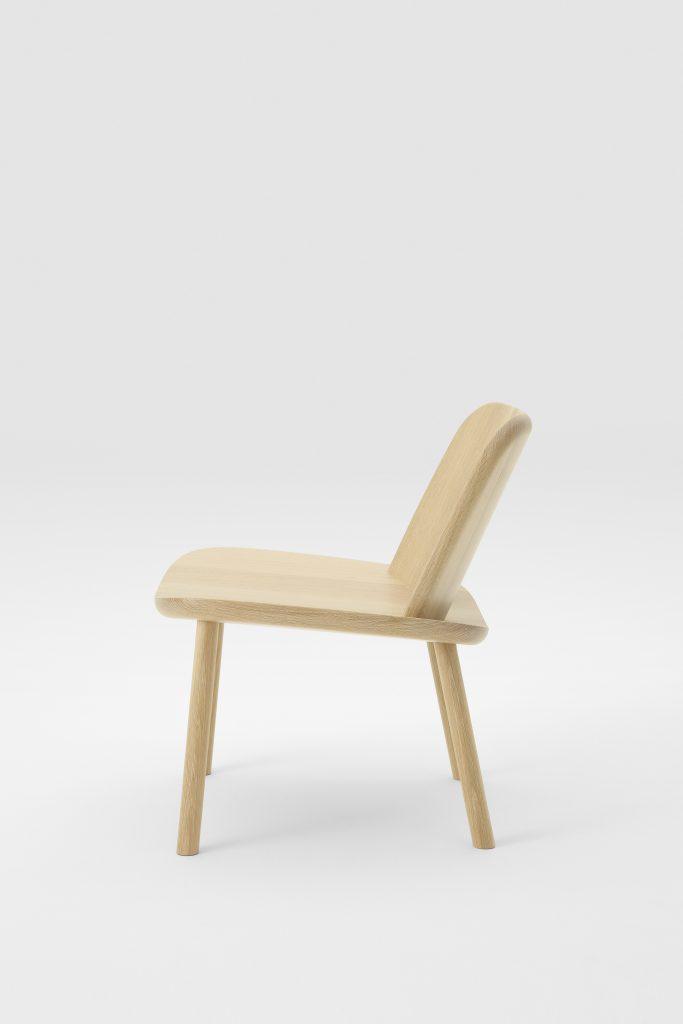 La chaise Fugu.