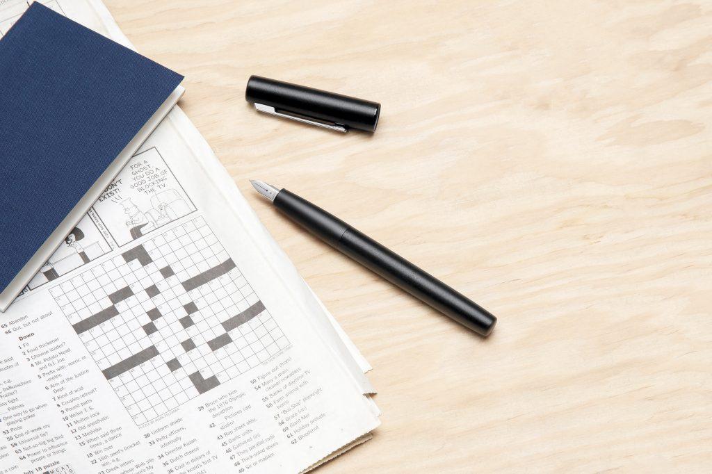 Le stylo-plume Aion.