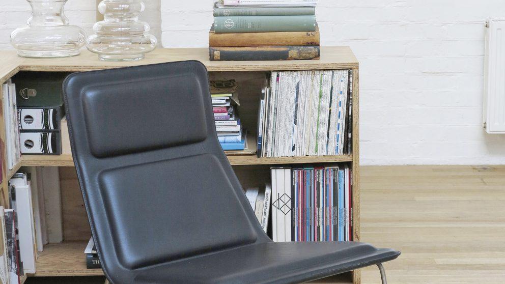 Le fauteuil Low Pad, Jasper Morrison