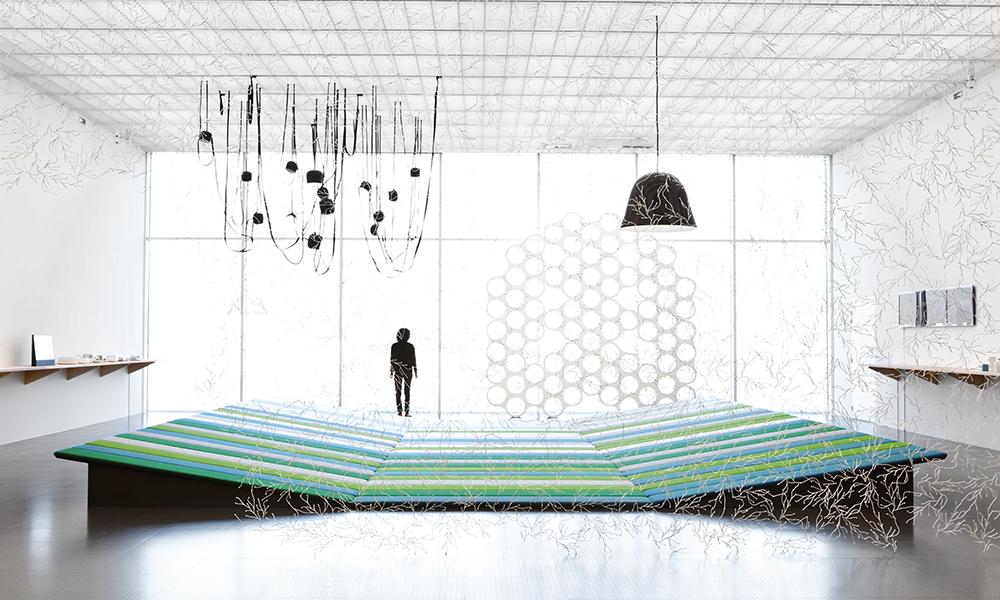 Les musées . En 2013, les frères Bouroullec ont investi le Musée des Arts Décoratifs de Paris avec une gigantesque installation de près de 1 000 mètres carrés qui abordait toutes les facettes de leur production.