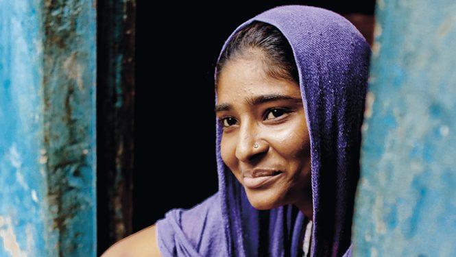 Protégées des viols et des agressions. Malgré l'insalubrité du bidonville et sa surpopulation, les femmes se sentent plus en sécurité à Kathputli que dans les rues de New Delhi.