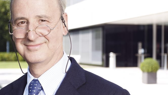 Stéphane Garelli, professeur émérite de compétitivité à l'IMD et à l'Université de Lausanne.