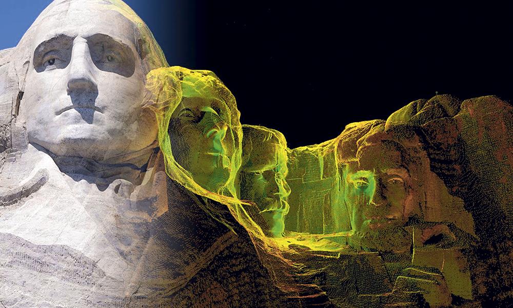 Numérisation au scanner laser 3D par CyArk. CyArk s'applique à numériser des monuments avant leur éventuelle disparition ou destruction pour cause de catastrophe ou de guerre.