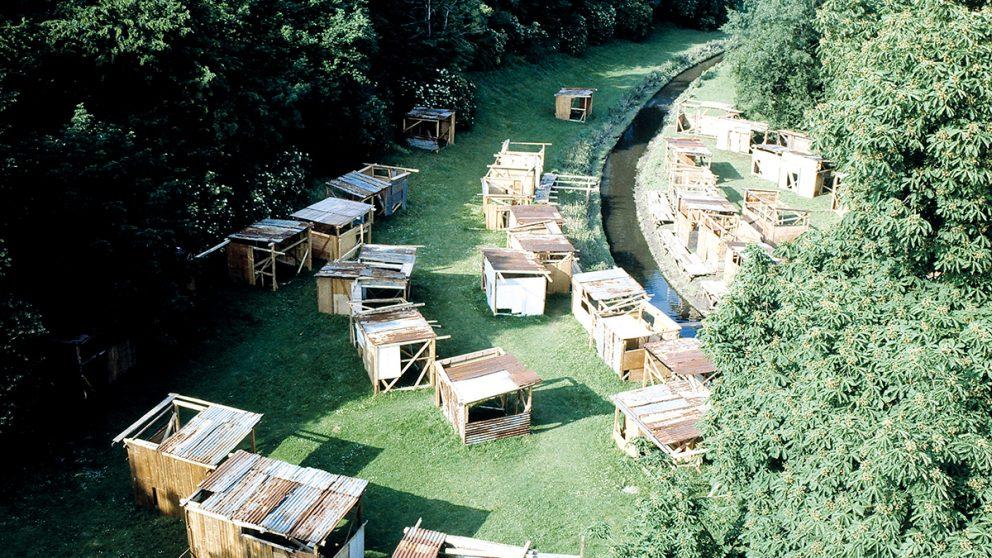 People's Garden, 1992, Documenta IX, Cassel.