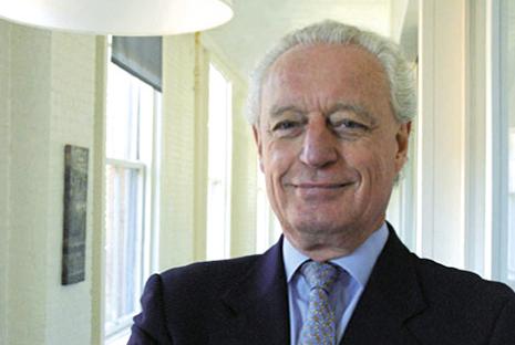 Charles Gave, économiste et entrepreneur français.