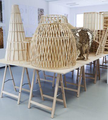 Atelier drifting spaces. Dirigé par Christian Dupraz, cet atelier est consacré à l'expérimentation spatiale.