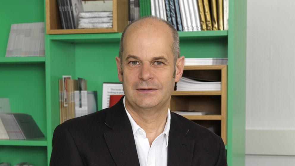Jean-Pierre Greff directeur de la HEAD – Genève