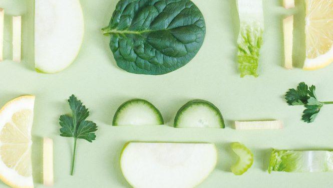Exemples d'une alimentation durable.