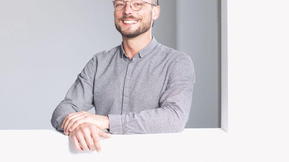 À la table du futur. Le designer Raphaël Lutz.