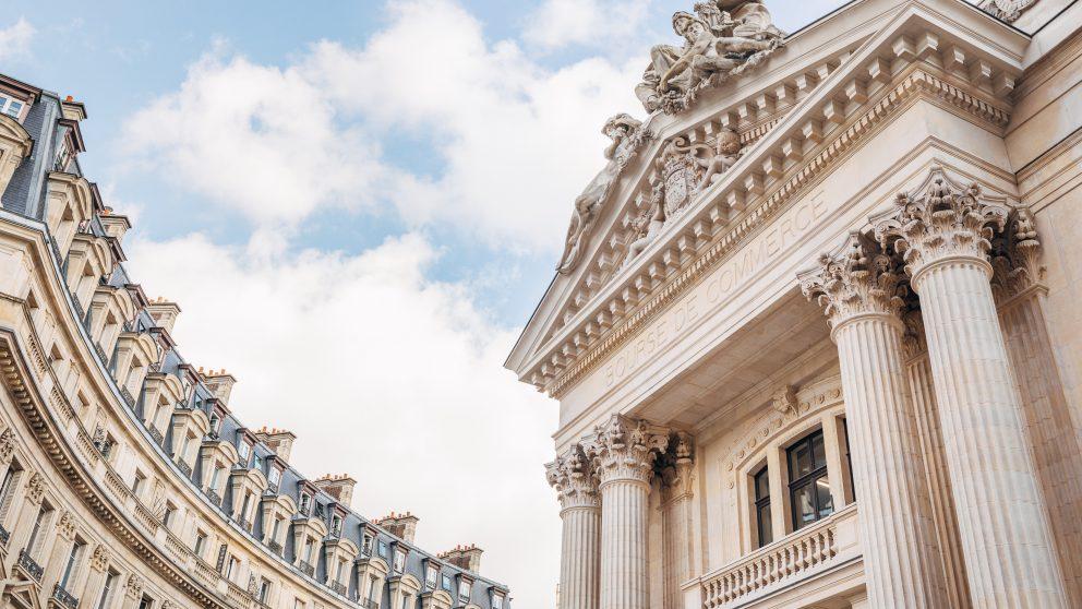 #135 – Architecture – La colonne Médicis du XVIe siècle.