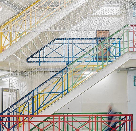 #135 – Architecture – À Bois-Mermet, à Lausanne.
