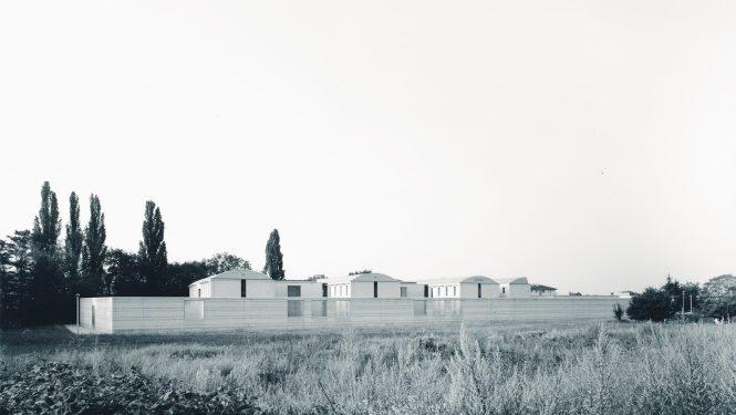 #135 – Architecture – La prison La Tuilière à Lonay.