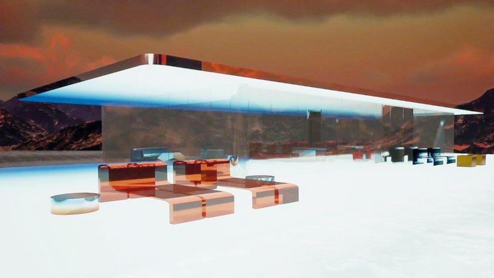 #135 – Art – La Mars House.