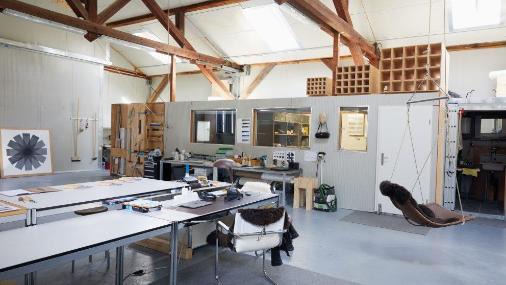 #135 – Art – L'atelier de Fabrice Gygi à Vernayaz.