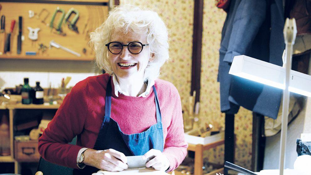 #135 – Design – La luthière Béatrice de Haller.