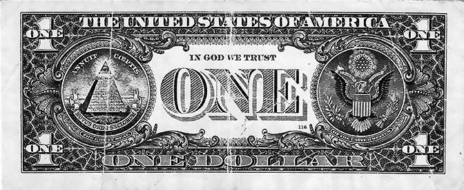 #135 – Design – Le dollar de Roosevelet