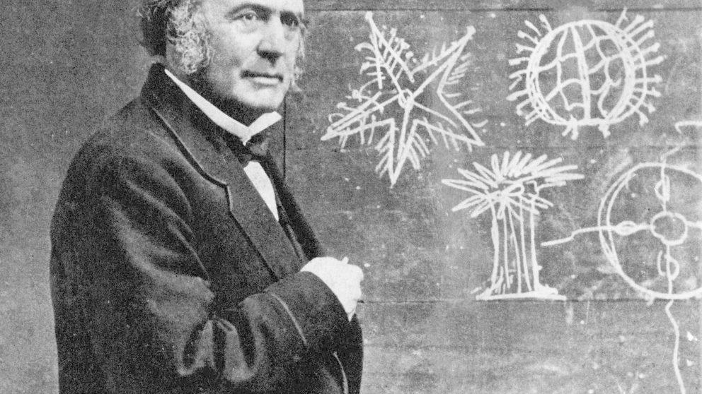 #135 – Dossier – Louis Agassiz (vers 1870).
