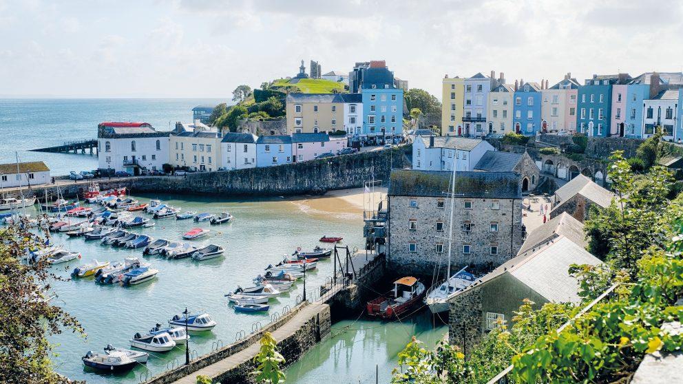 #135 – Évasion – Tenby, l'un des plus beaux villages du Pembrokeshire.