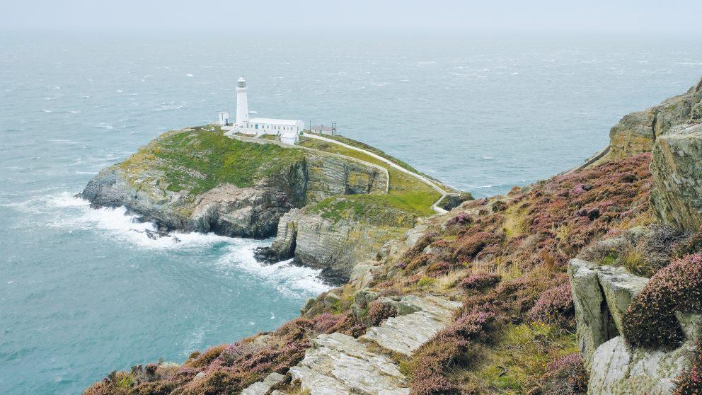 #135 – Évasion – Le phare de South Stack, à l'extrême ouest de l'île d'Anglesey.