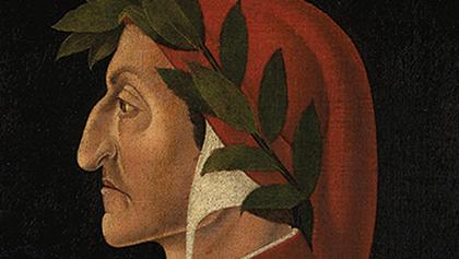 Portrait de Dante Alighieri